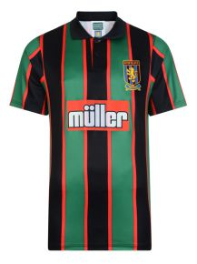 Aston Villa 1994 Away Retro Football Shirt