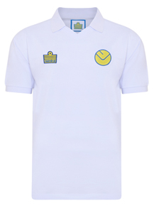 Leeds United 1975 European Cup Final Admiral shirt