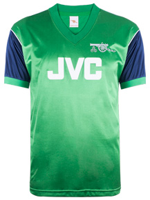 Arsenal 1982 Away Retro Football Shirt