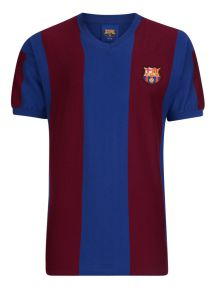 Barcelona 1979 ECWC Retro Football Shirt