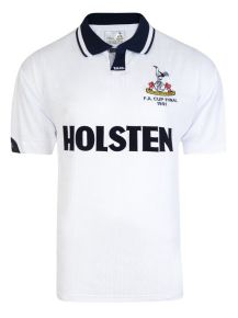 Tottenham Hotspur 1991 FA Cup Final Retro Shirt