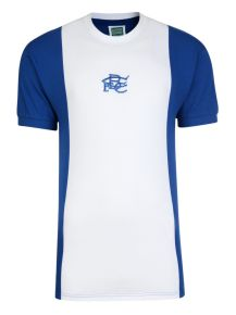 Birmingham City 1972 No8 Retro Football Shirt