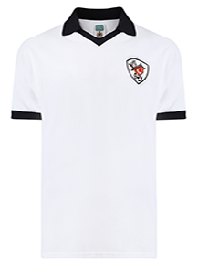 Bristol City 1976 Away Retro Football Shirt