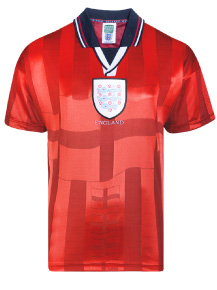 England 1998 World Cup Finals Retro Away Shirt