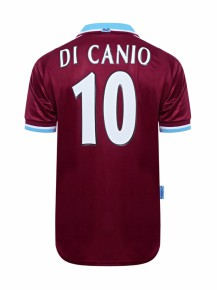 West Ham United 2000 No10 Di Canio Football Shirt