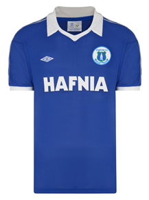 Everton 1980 Umbro Retro Football Shirt