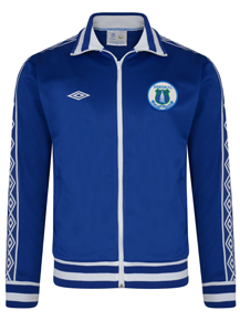 Everton 1980 Umbro Retro Football Track Jacket