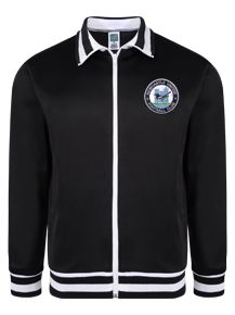 Newcastle United 1982 Retro Track Jacket
