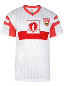 VfB Stuttgart 1992 trikot Football shirt