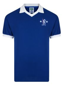 Chelsea 1976 Retro Football Shirt