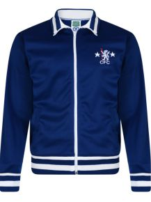 Chelsea 1978 Retro Football Track Jacket