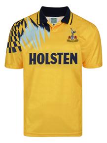 Score Draw Tottenham Hotspurs 1994 Retro Trikot