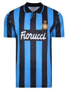 Internazionale 1992 Home shirt