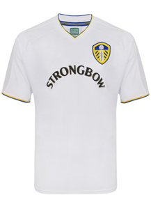 Leeds United 2001 Retro Football Shirt