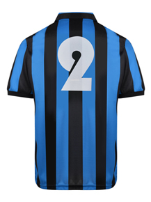 Internazionale 1990 No.2 Home shirt