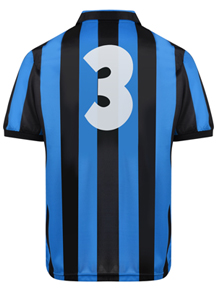 Internazionale 1990 No.3 Home shirt