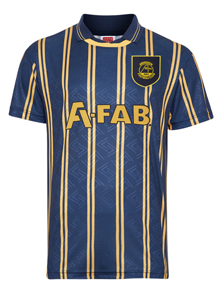Aberdeen 1993 Away shirt