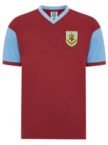 Burnley 1960 shirt