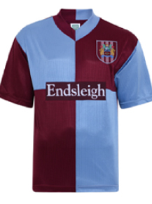 Burnley 1998 shirt