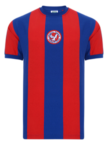 Crystal Palace 1974 shirt