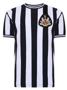 Newcastle United 1970 Retro Shirt