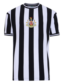 Newcastle United 1974 Retro Shirt