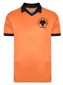 Wolves 1980 League Cup Final shirt