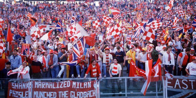 Liverpool 1982 Away shirt  422a0c6e0