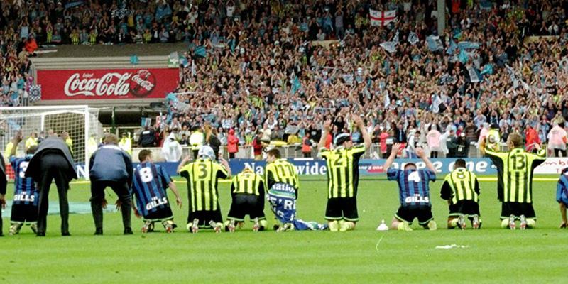 The Manchester City Score